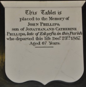 John Philipps tablet