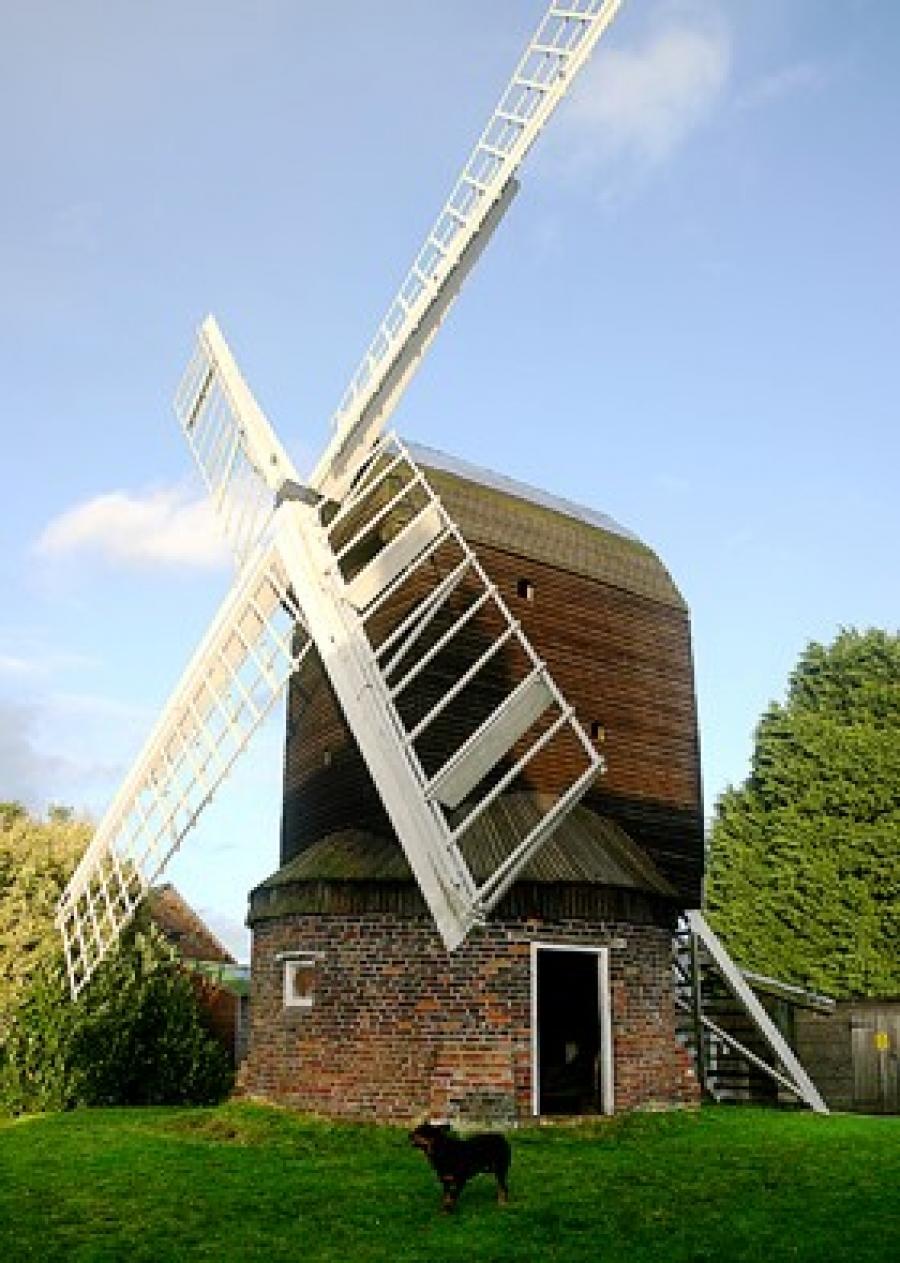 Kibworth Harcourt Windmill